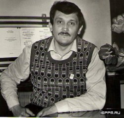 Бессменный фотограф ОНТИ инженер А.Ю. Гурьев