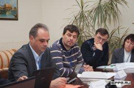 Совещание по проекту BRIO FP7