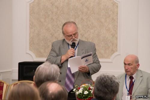 Открытие конференции «Фундаментальная гликобиология 2014»