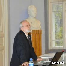 Д.х.н., профессор Сергей Юрьевич Щеголев