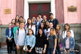 Ознакомительные экскурсии для студентов в ИБФРМ РАН в рамках учебной практики
