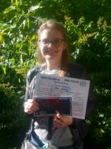 Аспирантка ИБФРМ РАН победила в конкурсе студенческих стендовых докладов на XXII Международной школе для молодых учёных и студентов по оптике, лазерной физике и биофотонике.