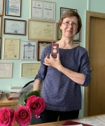 Врио директора Лариса Юрьевна Матора награждена медалью «за безупречный труд и отличие»